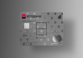 Росбанк - заказать дебетовую карту онлайн